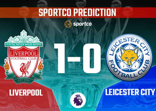 Liverpool vs Leicester City Sportco Prediction