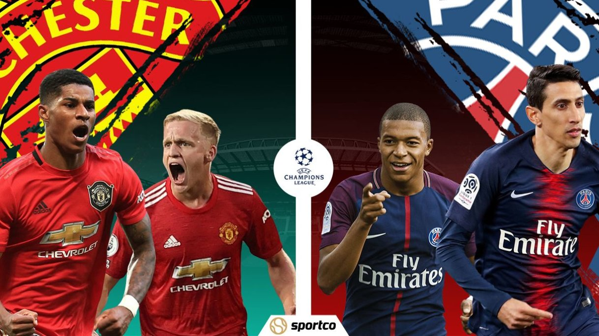 Man Utd Vs Psg Preview And Prediction Champions League 2020 21