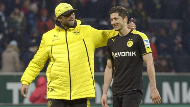 The duo were lethal at Borussia Dortmund