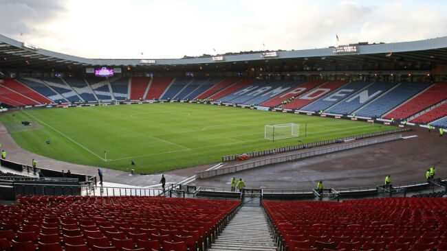 Hampden Park to remain the home of Scottish football | The Week UK