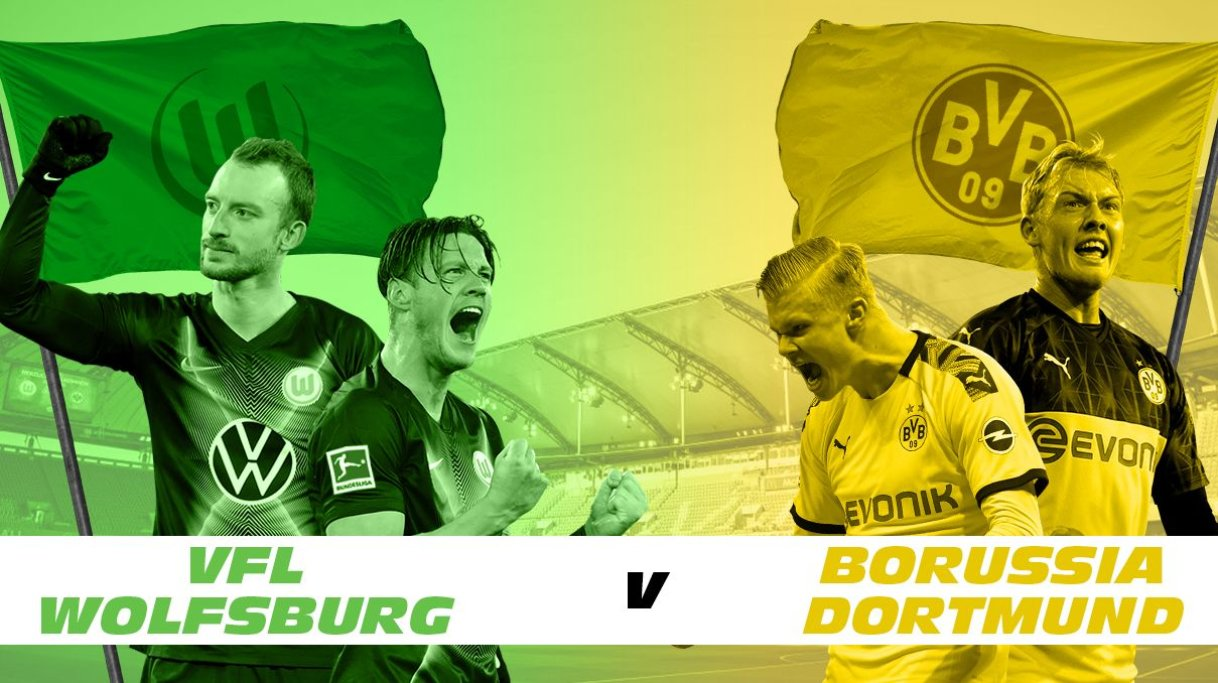 Wolfsburg vs Borussia Dortmund: Match Prediction and Preview