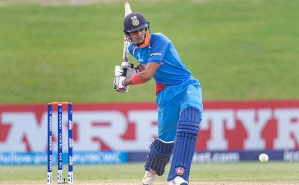 Shubman Gill (picture credits: Newsnation.in) Dhawan