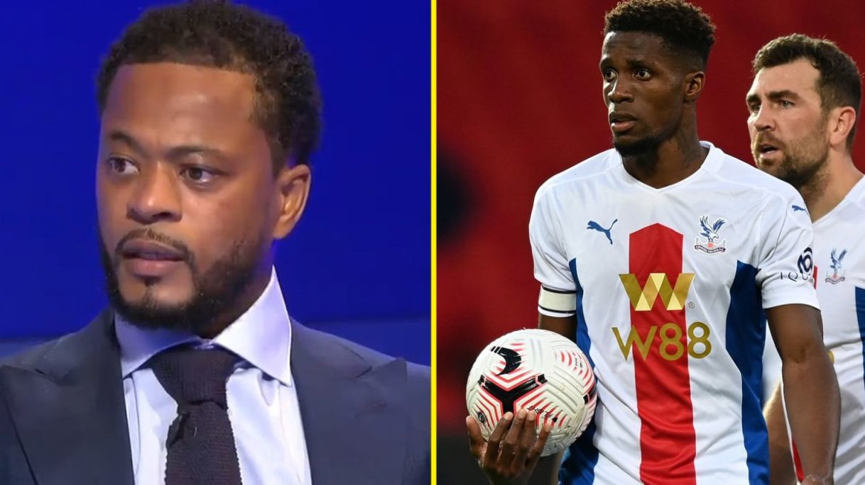 Sky Sports apologize for Patrice Evra's comments on Zaha