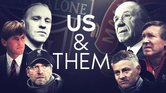 Man United vs Liverpool rivalry