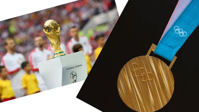 FIFA World Cup vs Olympics
