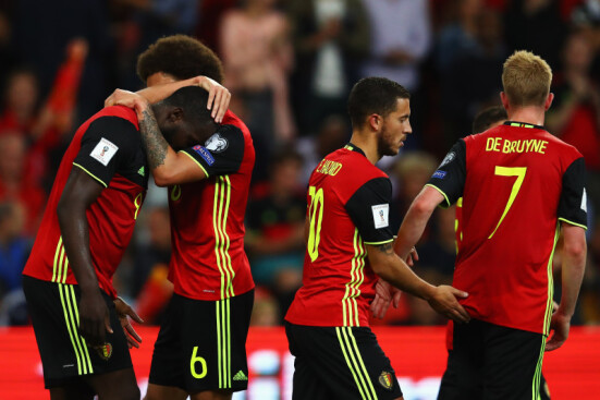 World Cup Insight: Which Superstar Can Turn Belgium into Champions? |  Bleacher Report | Latest News, Videos and Highlights