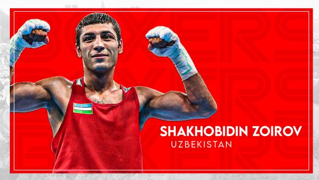 Shakhobidin Zoirov