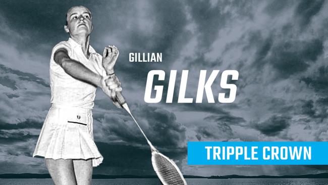 Gillian Gilks All-England