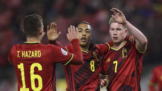 Belgium Euro 2020 Squad: Fixtures, Captain and Vice-Captain| check all