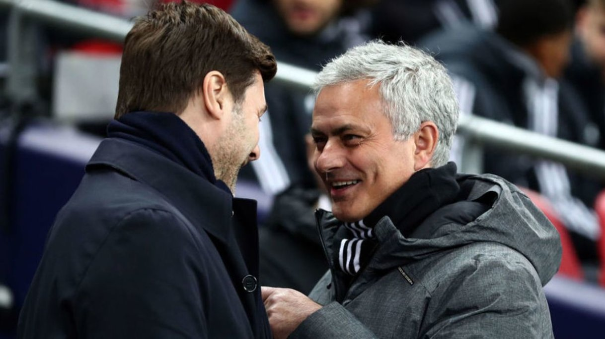 Pochettino shocked and content with Mourinho replacement at Spurs