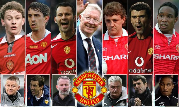Players under Sir Alex who have worked in management