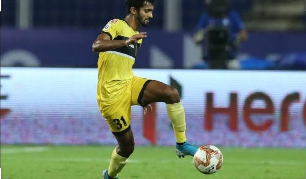 Akash Mishra of Hyderabad FC