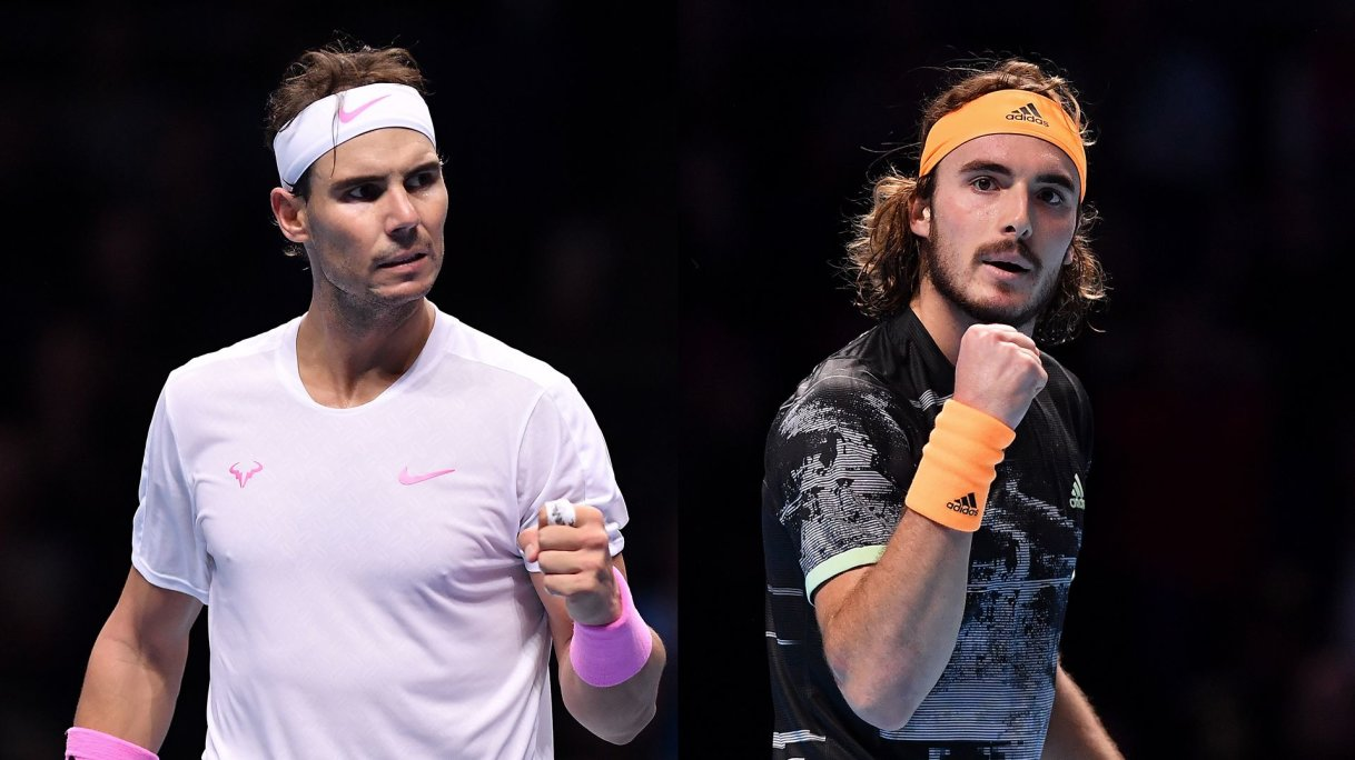 Image result for Rafael Nadal vs Stefanos Tsitsipas preview
