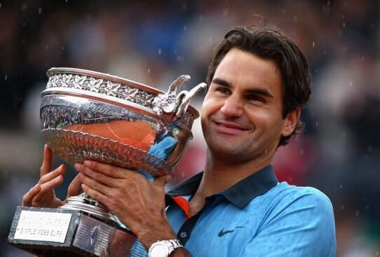 Federer Wins French Open Title 2009