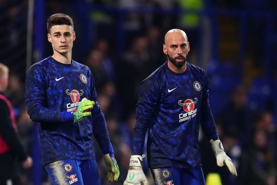 Kepa Willy Caballero Chelsea