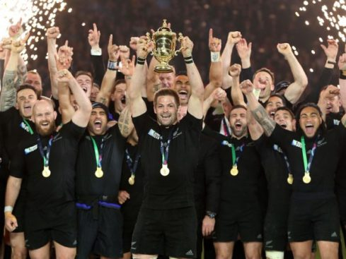 All Blacks Rugby World Cup 2015