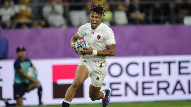 Anthony Watson 2019 Rugby World Cup