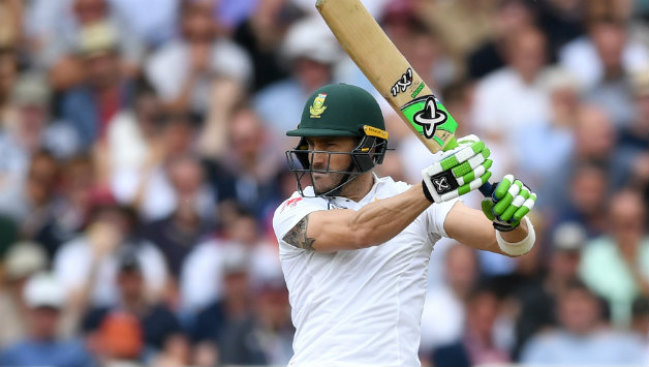 Faf du Plessis (Picture: Cricketcountry)  Du Plessis