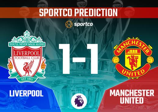 Liverpool vs Man Utd Prediction