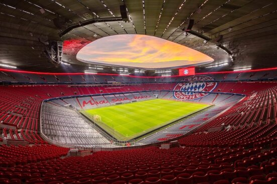 Allianz Arena Guided Visit and Munich City Panoramic Tour 2021