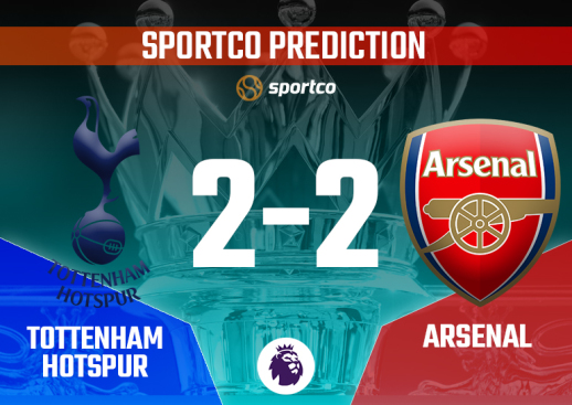 Spurs vs Arsenal Prediction