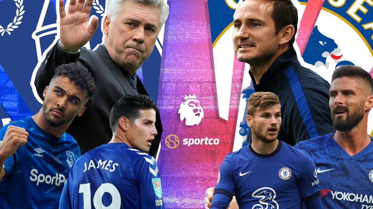 Everton Vs Chelsea H2h Record Last 5 Meetings In The Premier League