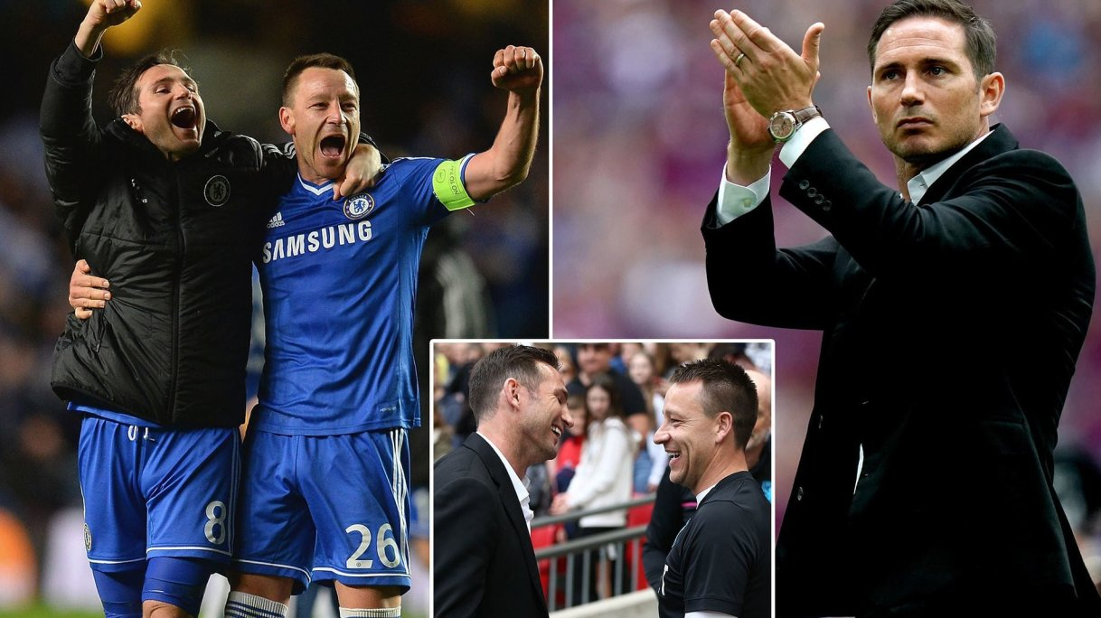 Terry can be as successful as Lampard, says ex-Chelsea boss