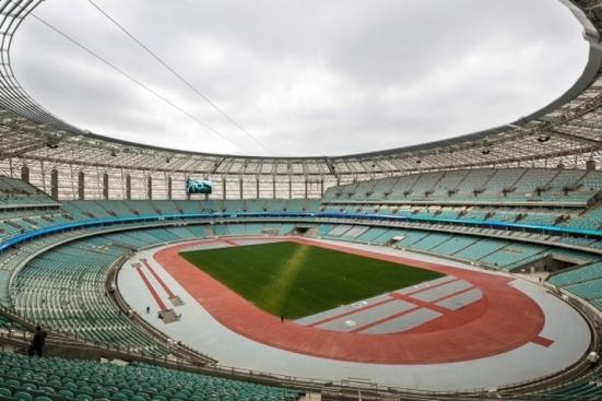 General information about the stadium Baku Olympic Stadium