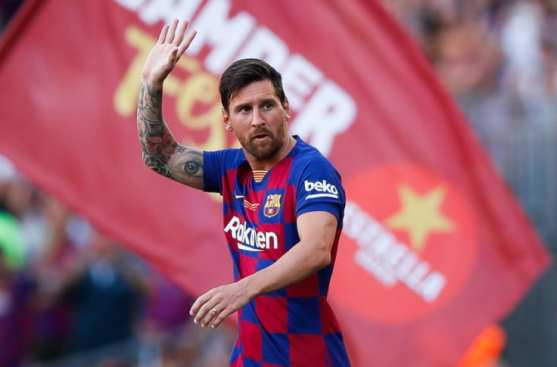 Lionel Messi may depart Barca this summer