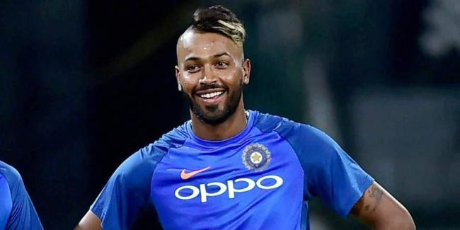 Hardik Pandya (Photo: New Indian Express)  Pandya