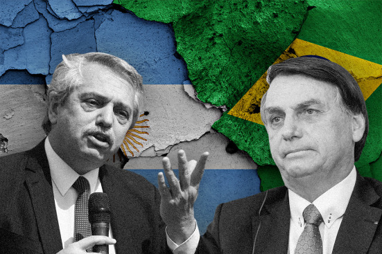 Argentina and Brazil political rivalry
