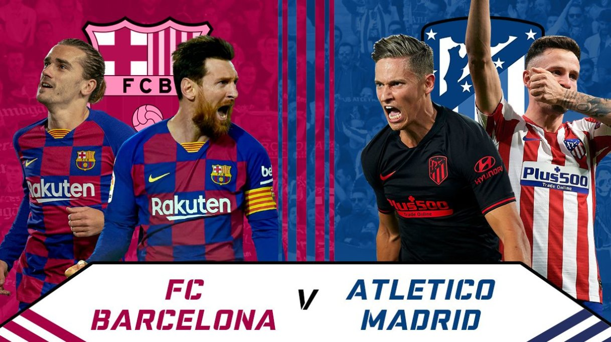 Barcelona vs Atletico Madrid: Prediction, Lineups, Team News, Betting Tips & Match Previews