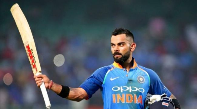 Virat Kohli (Photo: The SportsRush)  Zampa