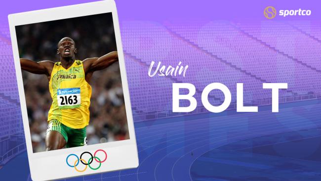 Usain Bolt record at the Olympics