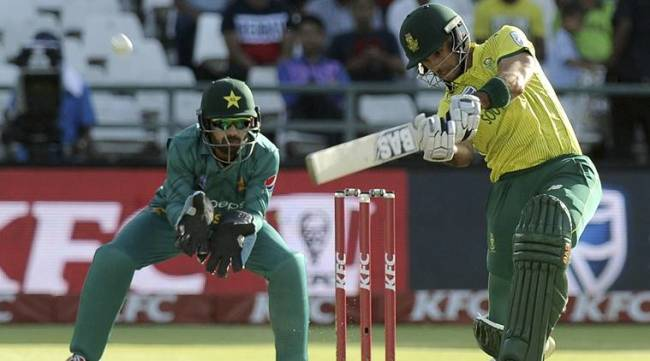 Pakistan vs South Africa (Picture: The Indian Express)  CSA