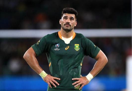 Damian de Allende 2019 Rugby World Cup