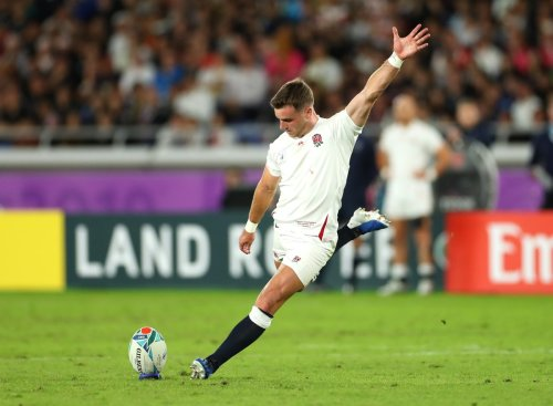 George Ford England vs New Zealand