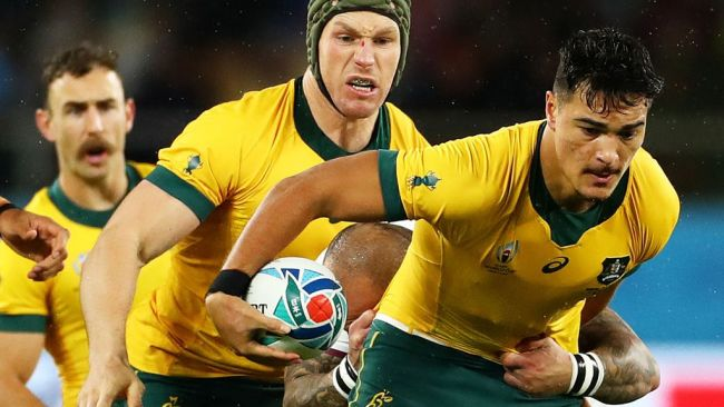 Australia Rugby World Cup 2019
