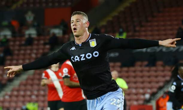 Ross Barkley Aston Villa
