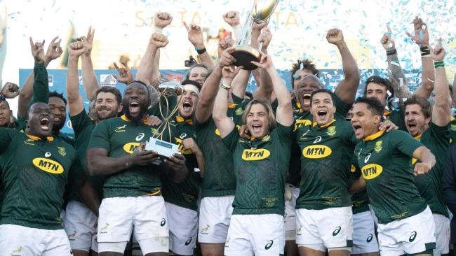 South Africa The Rugby Championship Rugby World Cup