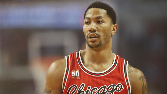 Derrick Rose NBA Rose Rule