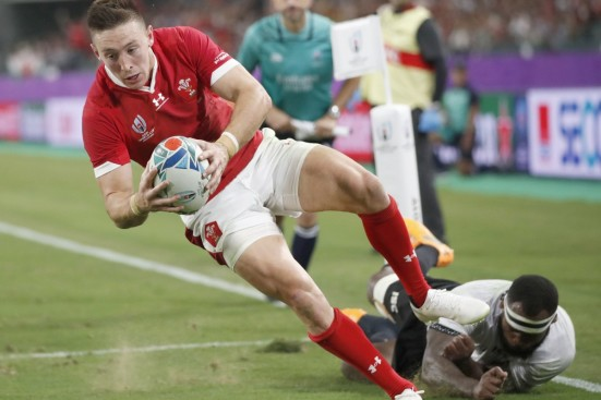 Josh Adams Rugby World Cup 2019