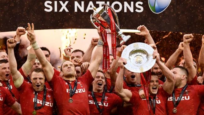 Wales Six Nations Rugby World Cup