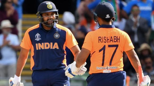 Rohit wants Pant to be let free and play his natural game Rohit