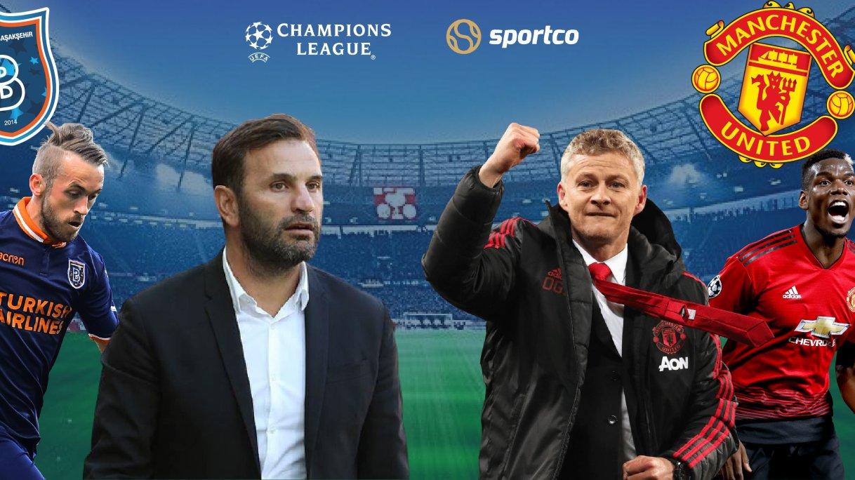 11+ Manchester United Basaksehir