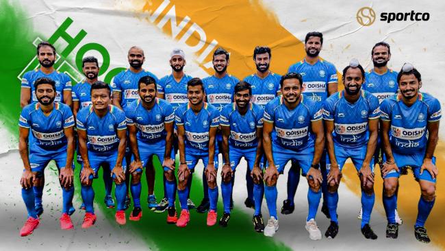 Indian Hockey team for Olympics 2021
