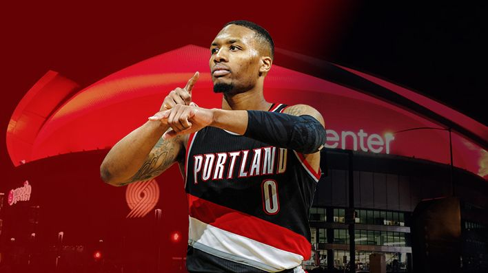 Image result for damian lillard dame time