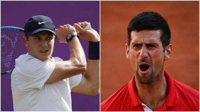 Novak Djokovic vs Jack Draper