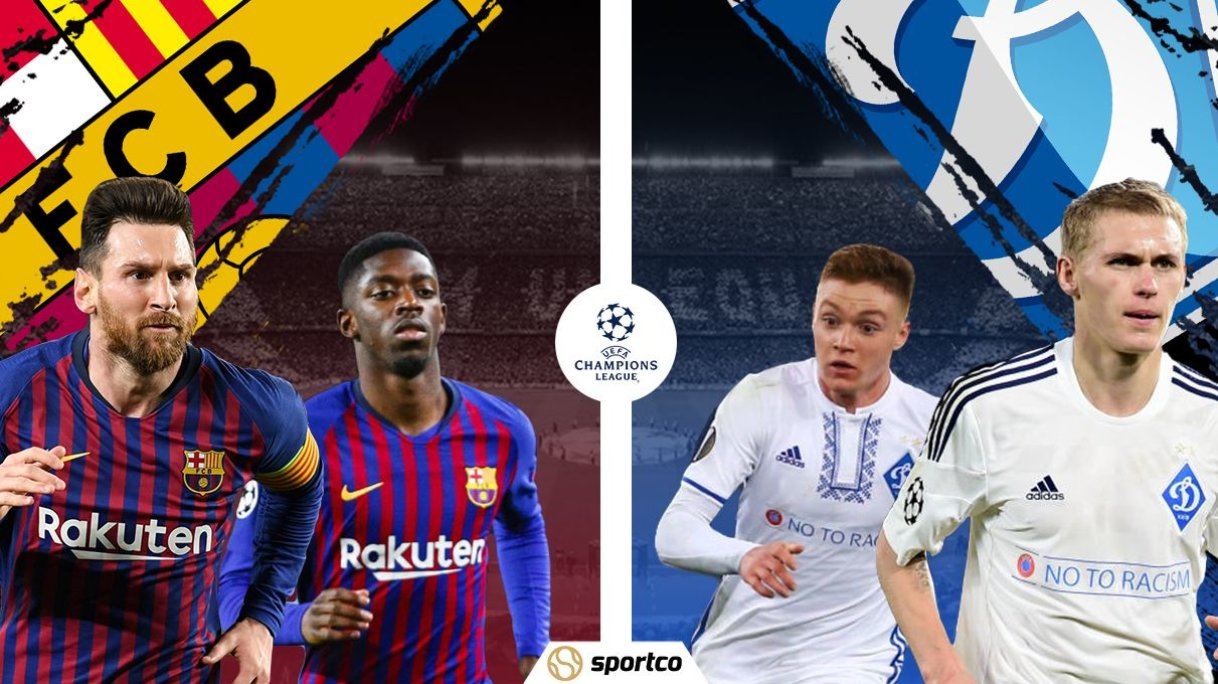 barcelona vs dynamo kyiv champions league preview and prediction barcelona vs dynamo kyiv champions