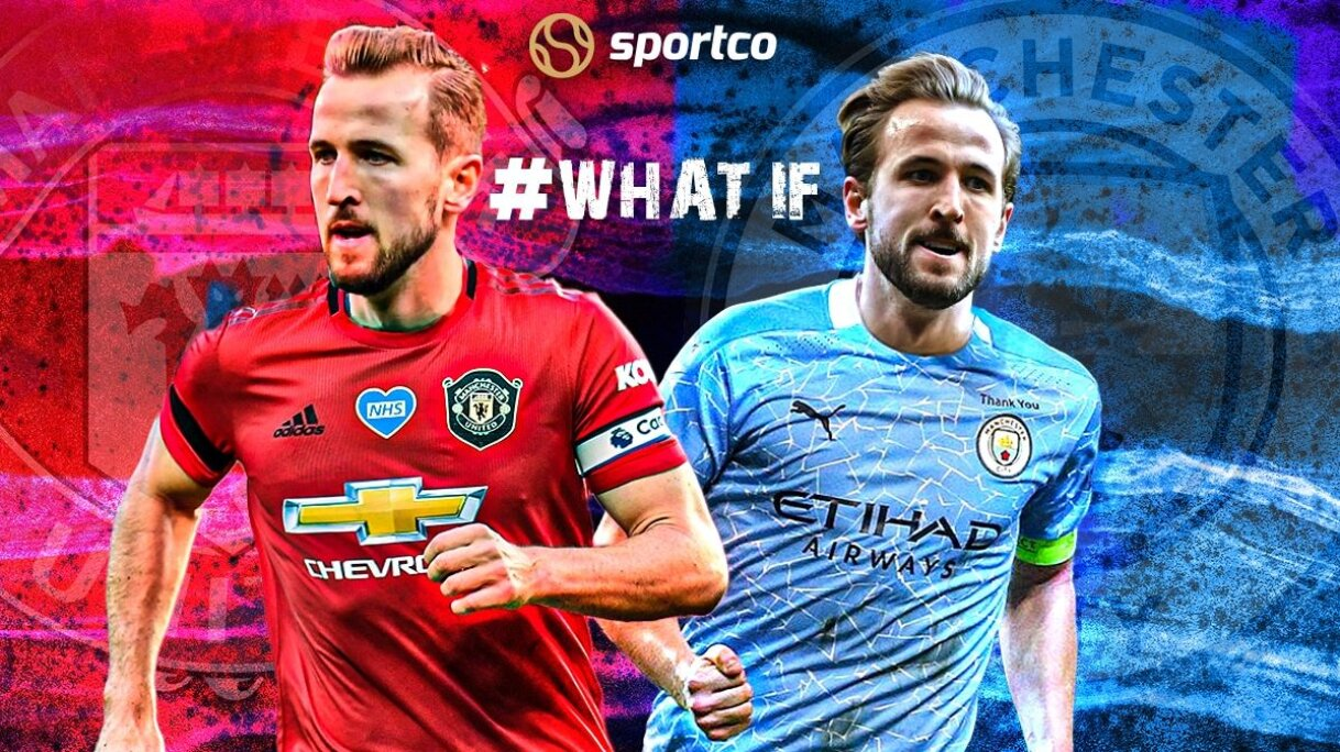 Harry Kane Transfer News Sportco Weighs Up Few Possible Destinations For The Spurs Striker Manchester United Man City Chelsea Transfer Market Value Contract Expiry